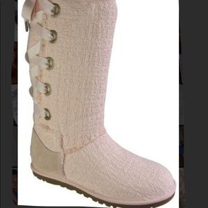 Blush Heirloom UGG Boots